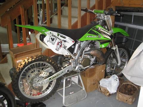 2003 Kawasaki Dirt Bike for sale in Norcross, GA