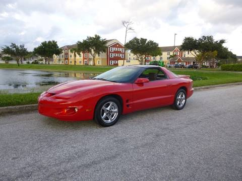 1999 Pontiac Firebird for sale in Clearwater, FL