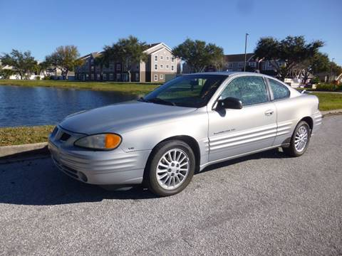 1999 Pontiac Grand Am for sale in Clearwater, FL