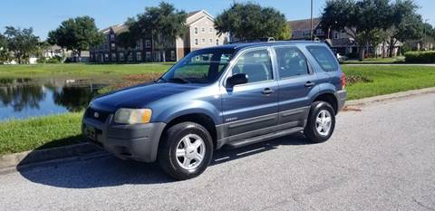 2001 Ford Escape for sale in Clearwater, FL