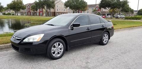 2006 Honda Accord for sale in Clearwater, FL
