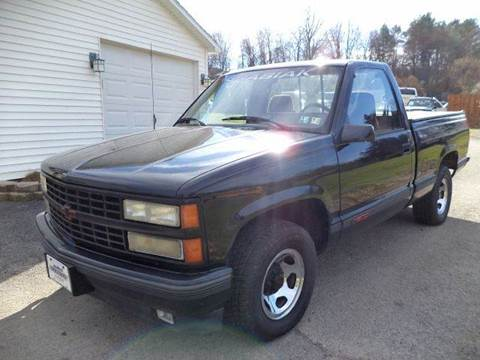 1990 Chevrolet C/K 1500 Series for sale at STARRY'S AUTO SALES in New Alexandria PA