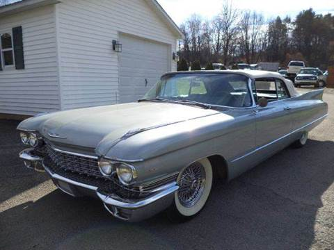1960 Cadillac Conv for sale at STARRY'S AUTO SALES in New Alexandria PA