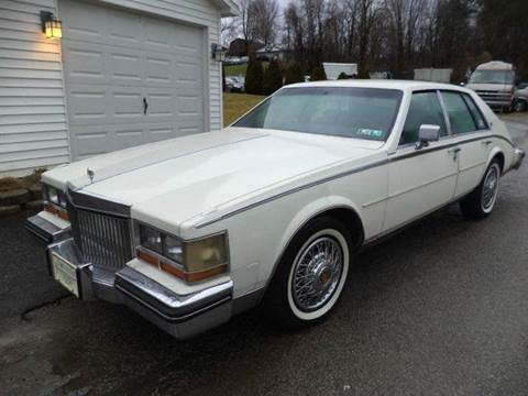 1980 Cadillac Seville for sale at STARRY'S AUTO SALES in New Alexandria PA