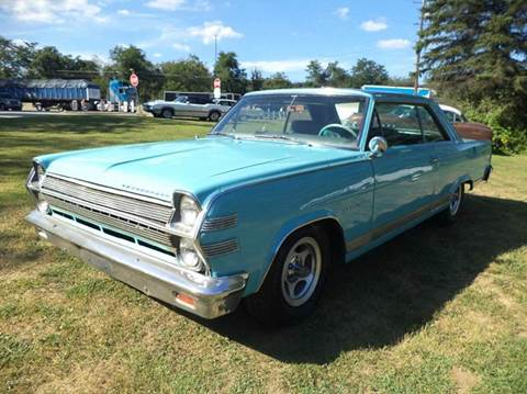 1966 AMC Ambassador for sale at STARRY'S AUTO SALES in New Alexandria PA