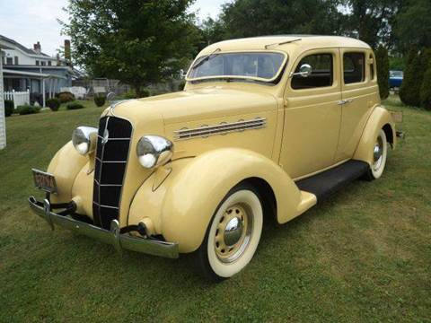1935 Plymouth Champ