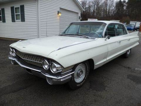 1961 Cadillac DeVille for sale at STARRY'S AUTO SALES in New Alexandria PA