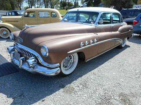 1952 Buick Roadmaster for sale at STARRY'S AUTO SALES in New Alexandria PA