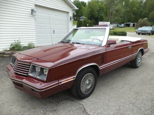 1983 Dodge 400 for sale at STARRY'S AUTO SALES in New Alexandria PA