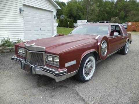 1985 Cadillac Eldorado for sale at STARRY'S AUTO SALES in New Alexandria PA