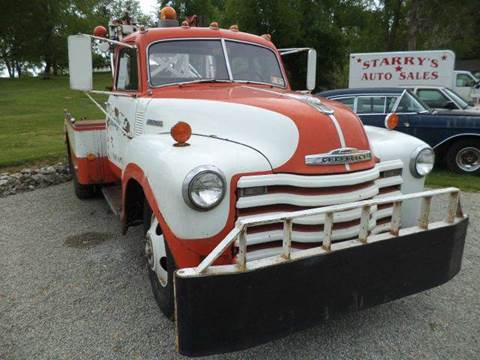 1953 Chevrolet Loadmaster for sale at STARRY'S AUTO SALES in New Alexandria PA