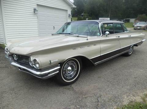 1960 Buick Electra for sale at STARRY'S AUTO SALES in New Alexandria PA