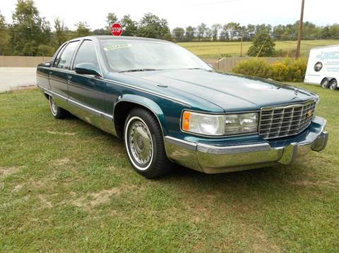 1996 Cadillac Fleetwood for sale at STARRY'S AUTO SALES in New Alexandria PA