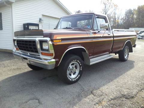 1978 Ford F-150 for sale at STARRY'S AUTO SALES in New Alexandria PA