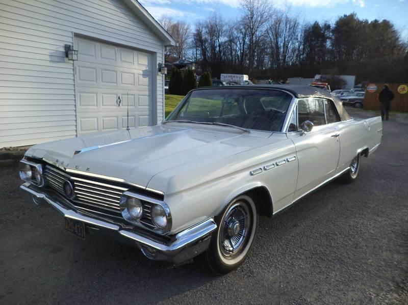 1963 Buick Electra for sale at STARRY'S AUTO SALES in New Alexandria PA