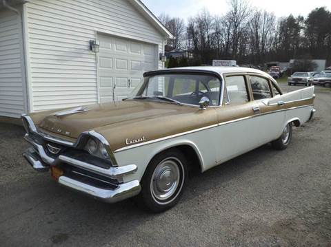1957 Dodge Coronet for sale at STARRY'S AUTO SALES in New Alexandria PA