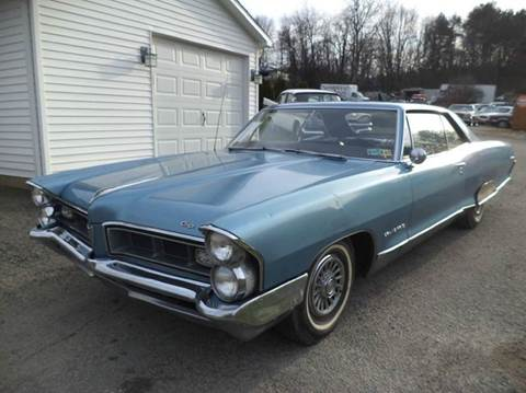 Pontiac Used Cars Classic Cars For Sale New Alexandria