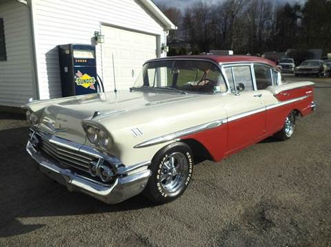 1958 Chevrolet Bel Air for sale at STARRY'S AUTO SALES in New Alexandria PA