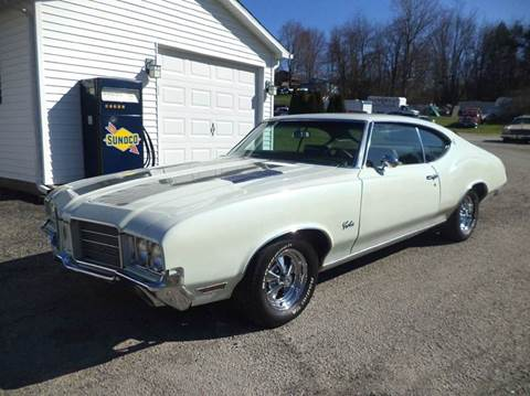 1971 Oldsmobile Cutlass for sale at STARRY'S AUTO SALES in New Alexandria PA