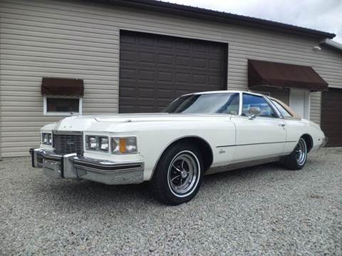 1976 Buick Riviera for sale at STARRY'S AUTO SALES in New Alexandria PA