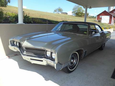 1967 Buick Wildcat for sale at STARRY'S AUTO SALES in New Alexandria PA