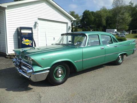1959 Dodge Coronet for sale at STARRY'S AUTO SALES in New Alexandria PA