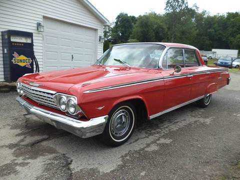 1962 Chevrolet Impala for sale at STARRY'S AUTO SALES in New Alexandria PA