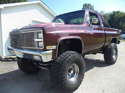 1982 Chevrolet C/K 10 Series for sale at STARRY'S AUTO SALES in New Alexandria PA