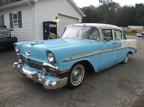 1956 Chevrolet Bel Air for sale at STARRY'S AUTO SALES in New Alexandria PA