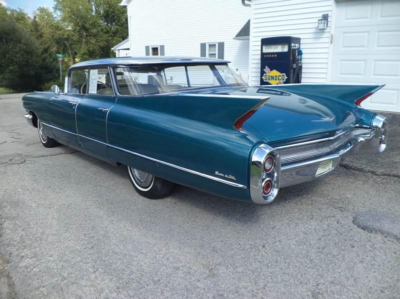 1960 Cadillac Deville 4 Door Hardtop In New Alexandria PA