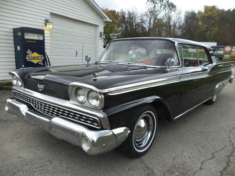 1959 Ford Galaxie 500 for sale at STARRY'S AUTO SALES in New Alexandria PA