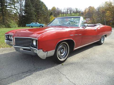 1967 Buick LeSabre for sale at STARRY'S AUTO SALES in New Alexandria PA