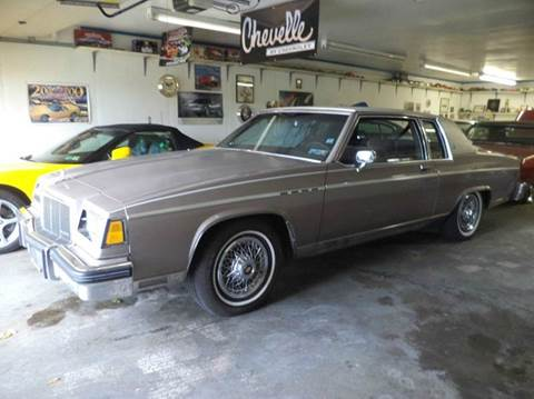 1983 Buick Electra for sale at STARRY'S AUTO SALES in New Alexandria PA