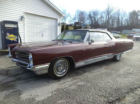 1966 Pontiac Bonneville for sale at STARRY'S AUTO SALES in New Alexandria PA