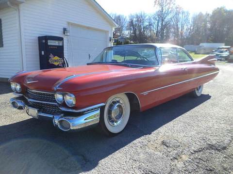 1959 Cadillac Series 62 for sale at STARRY'S AUTO SALES in New Alexandria PA