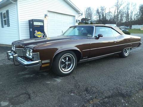 1973 Pontiac Grand Ville for sale at STARRY'S AUTO SALES in New Alexandria PA