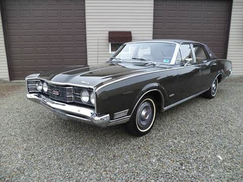 1969 Mercury Montego for sale at STARRY'S AUTO SALES in New Alexandria PA