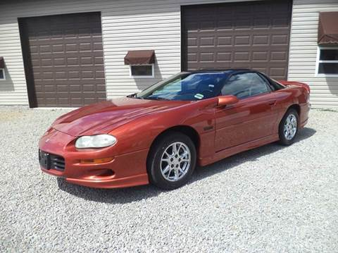 2001 Chevrolet Camaro for sale at STARRY'S AUTO SALES in New Alexandria PA