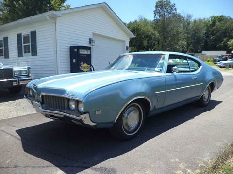 1969 Oldsmobile Cutlass for sale at STARRY'S AUTO SALES in New Alexandria PA