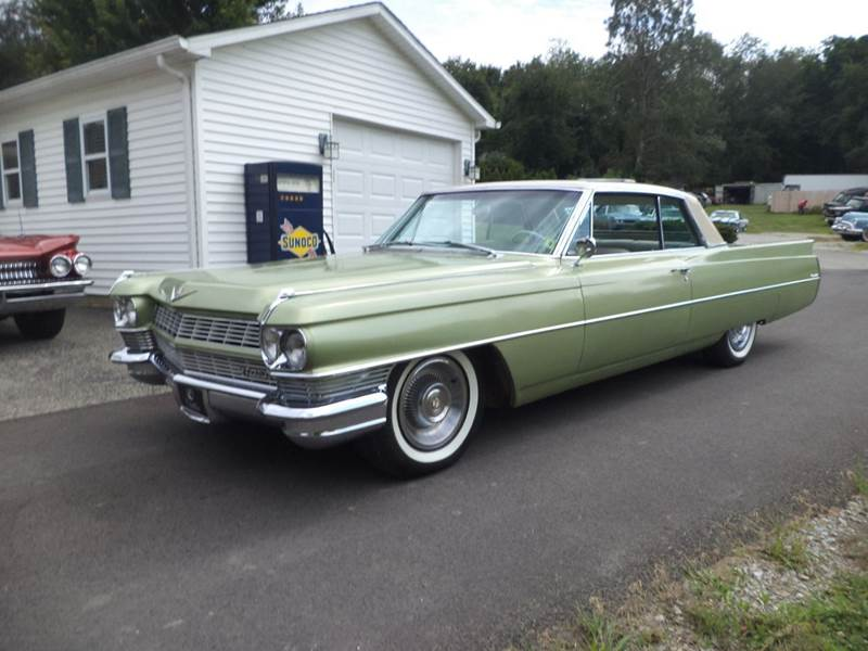 1964 cadillac deville coupe in new alexandria pa starry. Black Bedroom Furniture Sets. Home Design Ideas