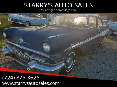 1957 Pontiac Chieftain for sale in New Alexandria, PA