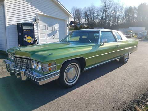 1974 Cadillac DeVille For Sale - Carsforsale.com®
