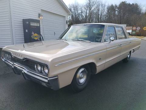 1966 Dodge Polara for sale at STARRY'S AUTO SALES in New Alexandria PA