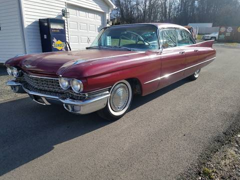 1960 Cadillac DeVille for sale at STARRY'S AUTO SALES in New Alexandria PA