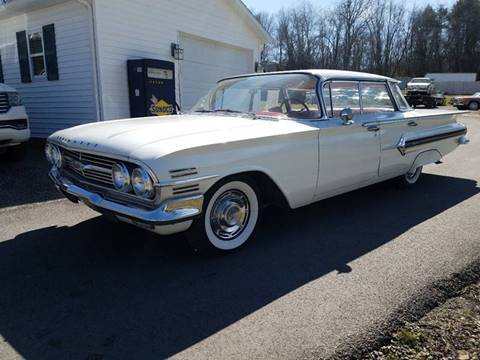1960 Chevrolet Impala for sale at STARRY'S AUTO SALES in New Alexandria PA