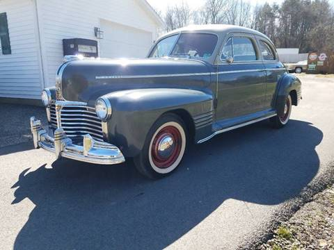 1941 Pontiac Silver Streak for sale at STARRY'S AUTO SALES in New Alexandria PA