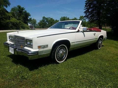 1984 Cadillac Eldorado for sale at STARRY'S AUTO SALES in New Alexandria PA