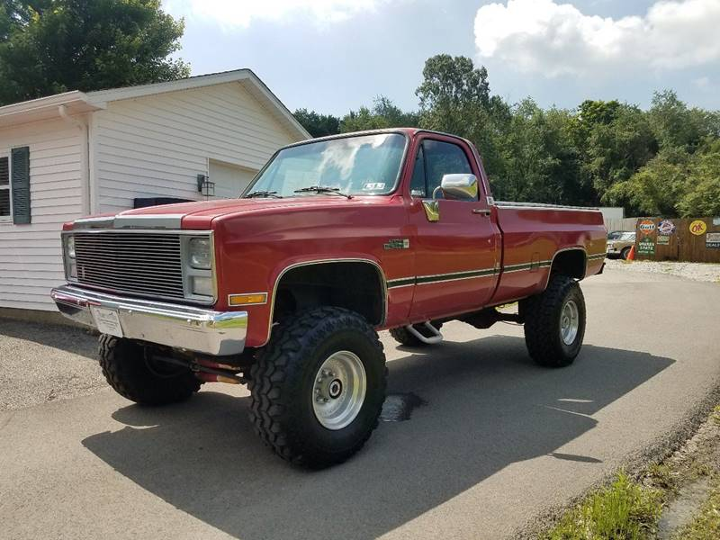 1987 GMC High Sierra 2500 for sale at STARRY'S AUTO SALES in New Alexandria PA
