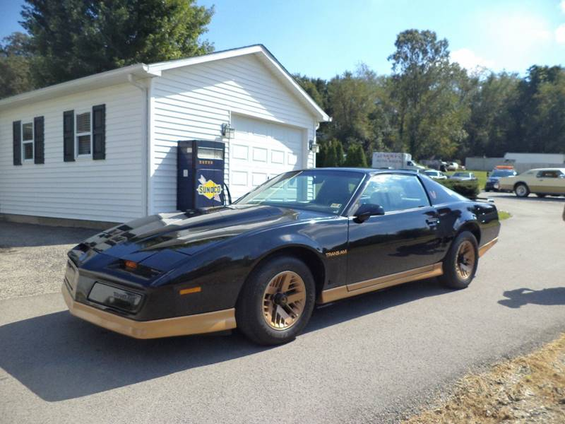 1984 pontiac firebird trans am 2dr hatchback in new alexandria pa starry s auto sales 1984 pontiac firebird trans am 2dr
