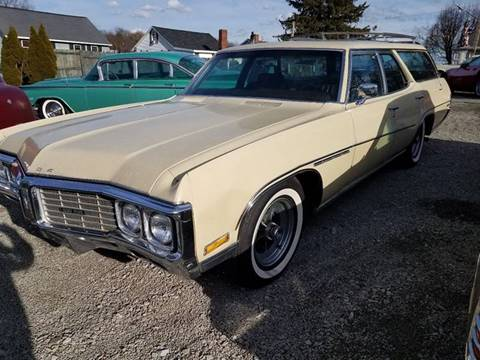 1970 Buick Estate Wagon for sale in New Alexandria, PA